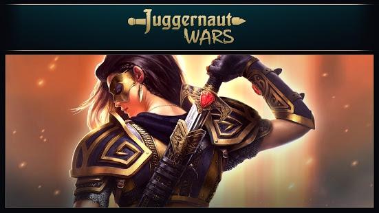 بازی اندروید جنگ نیروهای عظیم - Juggernaut Wars