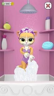 بازی اندروید عما - گربه مجازی من - Emma The Cat - Virtual Pet