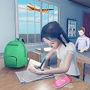 بازی شبیه ساز دختر دبیرستان