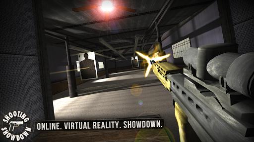 بازی اندروید مرحله نهایی مسابقات تیراندازی - Shooting Showdown