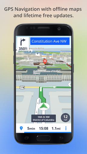 نرم افزار اندروید نقشه و مسیریاب آفلاین - Offline Maps & Navigation