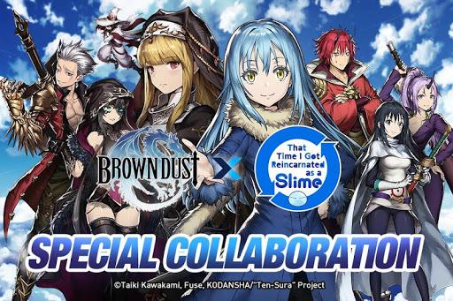 بازی اندروید گرد و غبار قهوه ای - نقش آفزینی تاکتیکی - Brown Dust - Tactical RPG