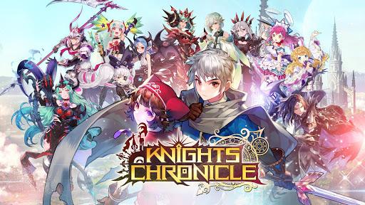 بازی اندروید شوالیه کرونیکل - Knights Chronicle