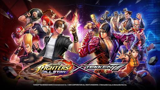 بازی اندروید پادشاه مبارزان - The King of Fighters ALLSTAR