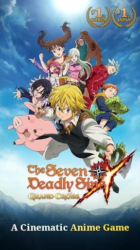بازی اندروید هفت گناه کشنده: صلیب بزرگ - The Seven Deadly Sins: Grand Cross