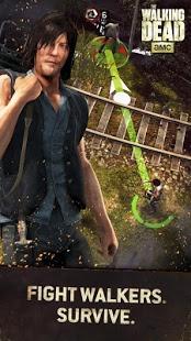بازی اندروید مردگان متحرک - زمین بدون انسان - The Walking Dead No Man's Land
