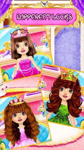 نرم افزار اندروید سالن رنگ مو دختران مد - Hair Saloon Color by Number - Girls Fashion Games
