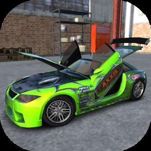 بازی اندروید نهایت شبیه سازی ماشین 2016 - Extreme Car Simulator 2016