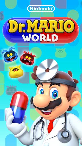 بازی اندروید جهان دکتر ماریو - Dr. Mario World