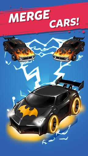 بازی اندروید ترکیب ماشین مبارزه - بهترین تیونینگ - Merge Battle Car: Best Idle Clicker Tycoon game