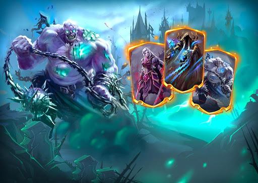 بازی اندروید عرشه سایه - کارت قهرمانان جادویی - Shadow Deck: Magic Heroes Card CCG