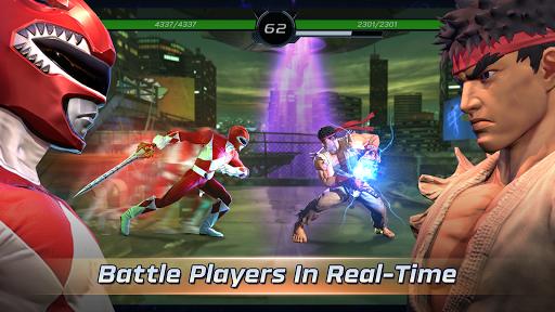 بازی اندروید رنجر قدرتمند - جنگ حماسی - Power Rangers: Legacy Wars
