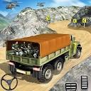 شبیه ساز رانندگی کامیون ارتش ایالات متحده