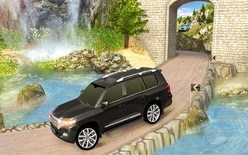 بازی اندروید راننده واقعی پرادو - آفرود کوهستانی - Real Offroad Prado Driving Games: Mountain Climb