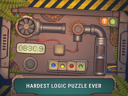 بازی اندروید جعبه مکانیکی 2 - سخت ترین پازل - MechBox 2: Hardest Puzzle Ever