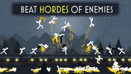 بازی اندروید مبارزه با جنگجوی سایه ها - Stick Fight: Shadow Warrior