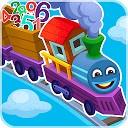 قطار شادی - بازی های آموزشی رایگان کودکان