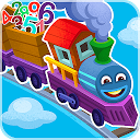 بازی قطار شادی - بازی های آموزشی رایگان کودکان