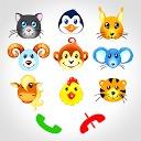 تلفن کودکان با آهنگ - صدای حیوانات