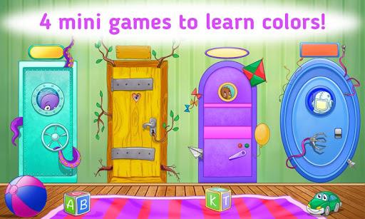 بازی اندروید یادگیری رنگ برای کودکان - Learn Colors for Toddlers - Kids Educational Game