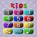 تلفن مخصوص کودکان - یادگیری شماره و صدای حیوانات