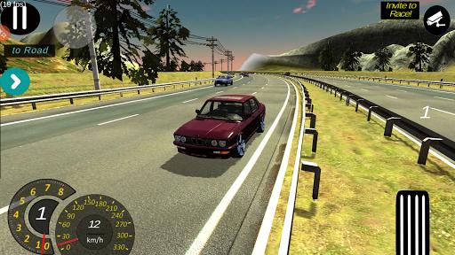 بازی اندروید پارکینگ چند نفره خودرو - Car Parking Multiplayer