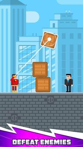 بازی اندروید لیگ ابرقهرمانان - The Superhero League