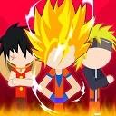 مبارزه سوپر قهرمان - ستاره قهرمان - جنگ هرج و مرج
