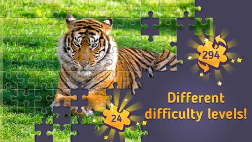 بازی اندروید پازل آرامش - Relax Jigsaw Puzzles
