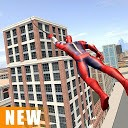 طناب سوپر قهرمان عنکبوتی - جهان باز گانگستر شهر