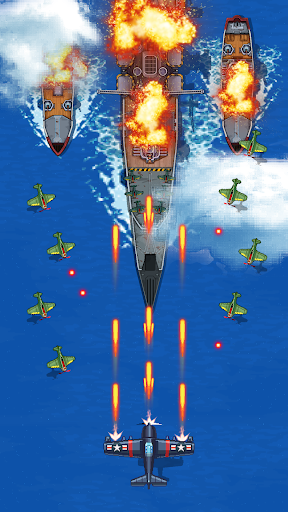 بازی اندروید نیروهای هوایی 1945 - 1945 Air Forces
