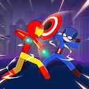بازی مبارزه سوپر قهرمان استیکمن