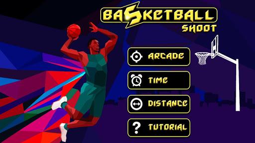 بازی اندروید  شوت بسکتبال - Basketball Shooting