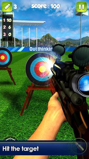 بازی اندروید تفنگ تک تیرانداز - بهترین بازی تیراندازی - Sniper Gun Shooting - Best 3D Shooter Games