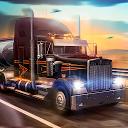شبیه ساز کامیون آمریکایی