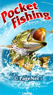 بازی اندروید ماهیگیری جیبی - Pocket Fishing