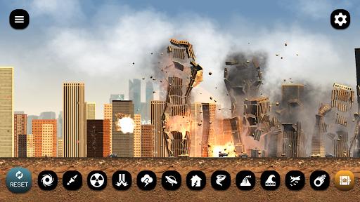 بازی اندروید شهر سر و صدا - City Smash