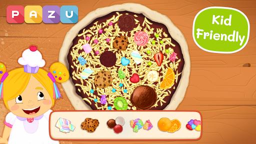 بازی اندروید سازنده پیتزا - بازی های آشپزی و پخت برای بچه ها - Pizza maker - cooking and baking games for kids