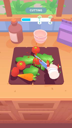 بازی اندروید غذا - The Cook