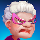 مادر بزرگ عصبانی
