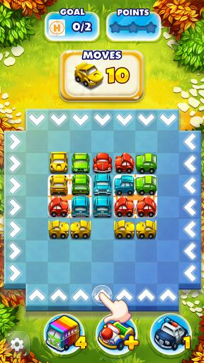 بازی اندروید پازل ترافیک - Traffic Puzzle