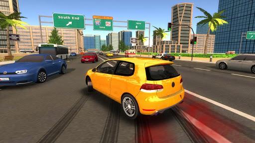 بازی اندروید شبیه ساز دریفت رانندگی - Drift Car Driving Simulator