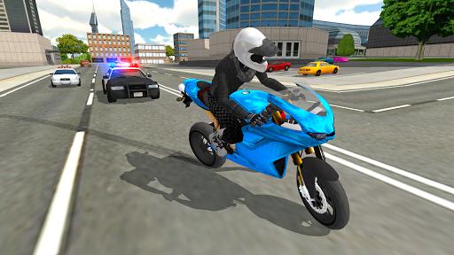 بازی اندروید رانندگی شدید با موتور - Extreme Bike Driving 3D
