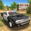 رانندگی آفرود ماشین پلیس