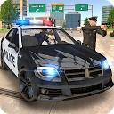 شبیه ساز رانندگی با ماشین پلیس