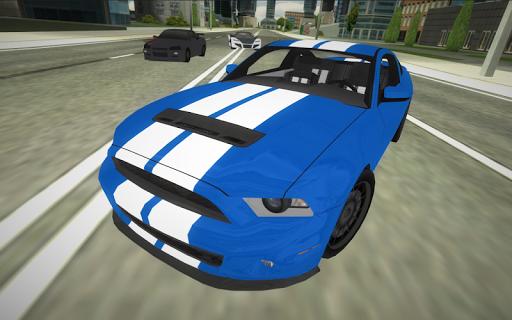 بازی اندروید خیابان مسابقه - Street Car Racing 3D