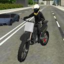 شبیه ساز پلیس موتور سوار شهر