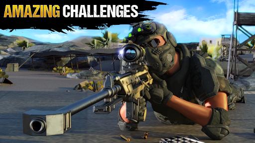 بازی اندروید شلیک تک تیرانداز - بهترین تیرانداز - Sniper Shooter 3D: Best Shooting Game - FPS