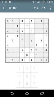 بازی اندروید سودوکو - Sudoku