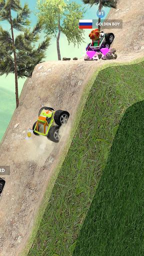 بازی اندروید خزیدن در سنگ - Rock Crawling